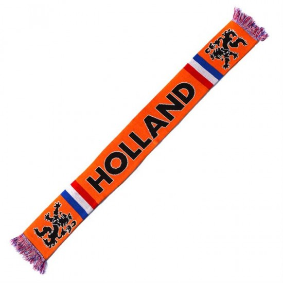Holland schal orange lowen niederlandische flag