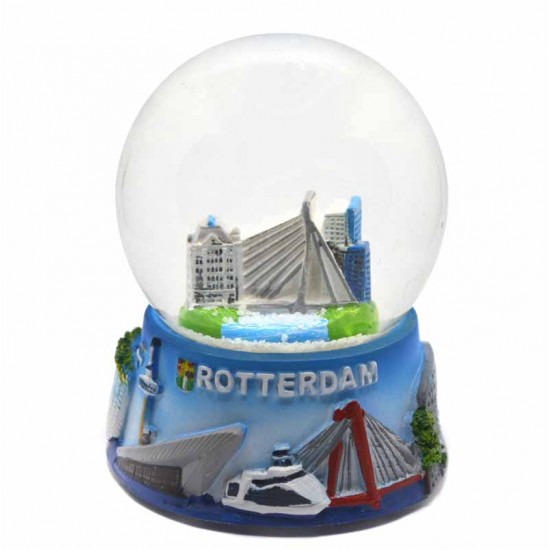 Snow globe rotterdam icons medium