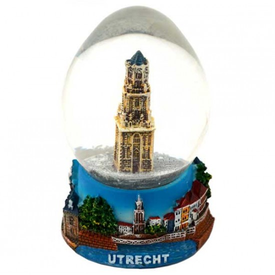 Snow globe utrecht icons dom tower medium