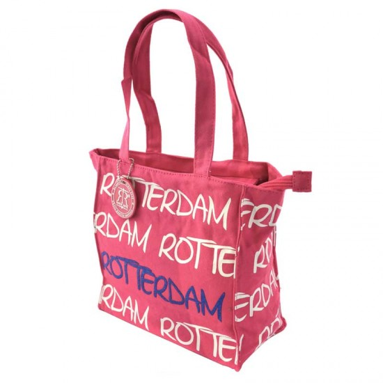 Shoulder bag rotterdam fuchsia katie small