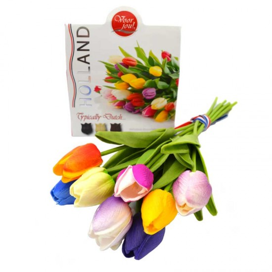 Bunch of tulips for you