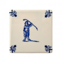 TILE PLAYING CHILDREN GOLF B