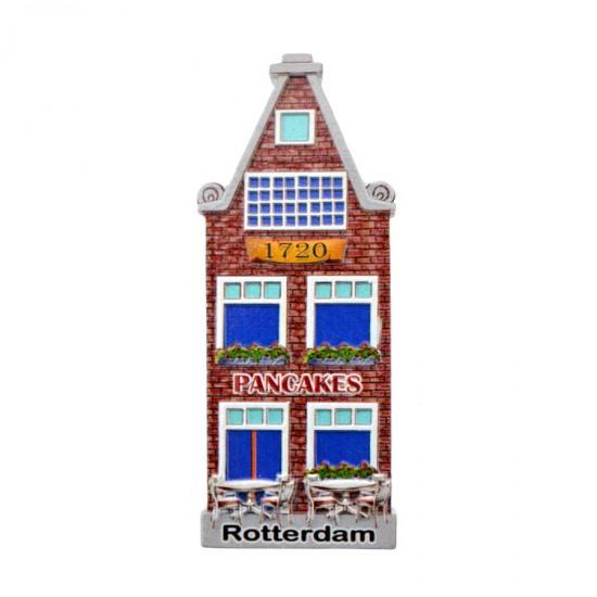 Koelkastmagneet Rotterdam pannenkoekenhuis