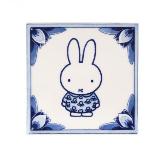 Tegel Nijntje Delfts blauw | Roayal Delft