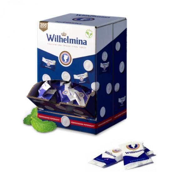 Wilhelmina mints individually wrapped