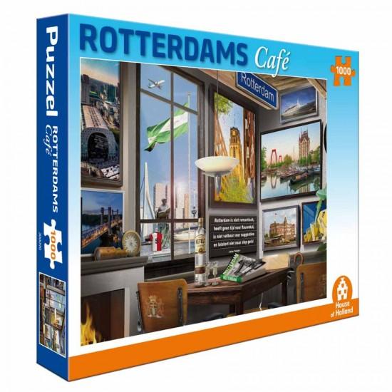 Rotterdams café puzzel 1000 stukjes