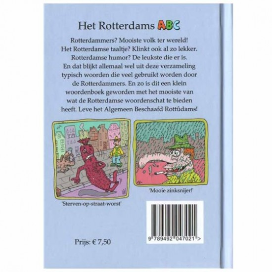 Pocketboekje rotterdamse woordenschat