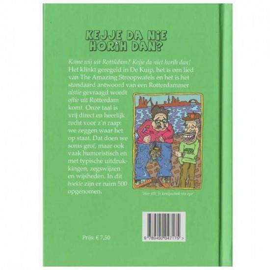 Pocketboekje rotterdamse uitdrukkingen kejje dat nie horih dan