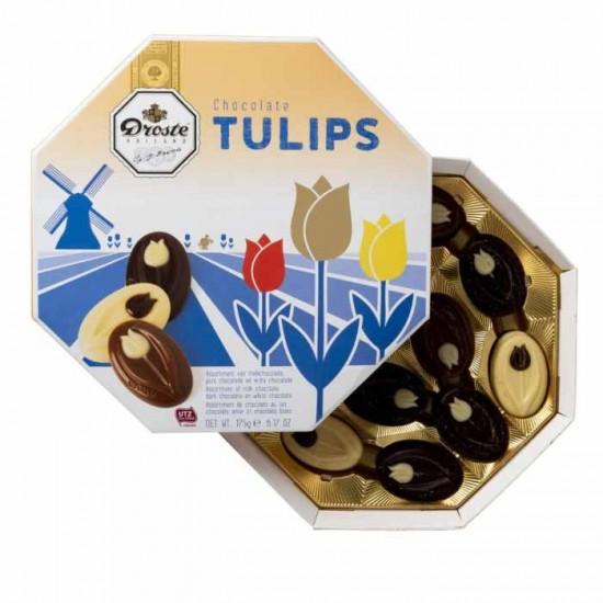 Droste chocolade tulpen selectie giftbox