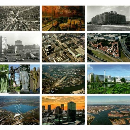 Rotterdam kalender 2021 van vroeger tot nu maandkalender