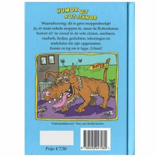 Pocketboek humor uit Rotjeknor Rotterdamse humor