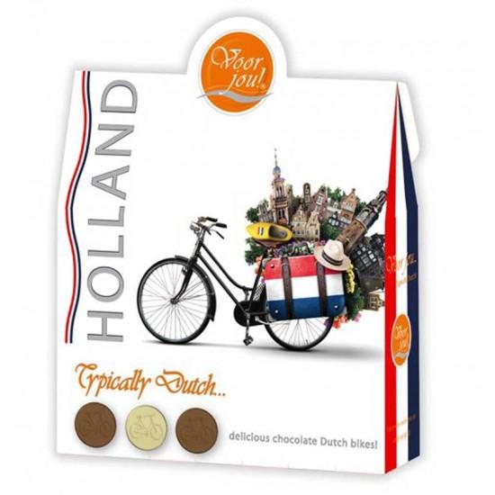Voor jou Holland editie chocolade fietsen