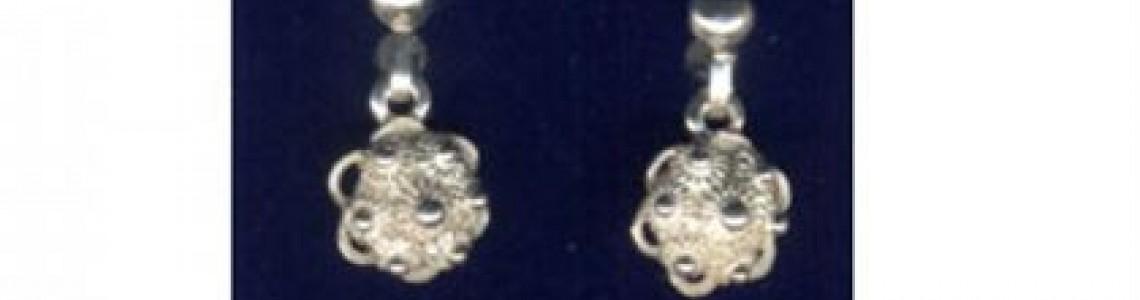 Silber Ohrringe Holland