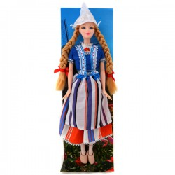 DUTCH COSTUME DOLL SANDY