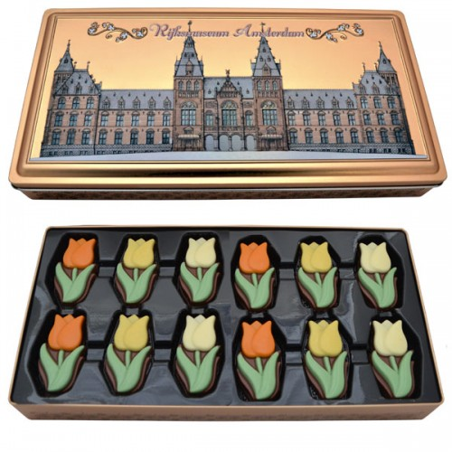 gift tin rijks museum amsterdam chocolates amsterdam. Black Bedroom Furniture Sets. Home Design Ideas