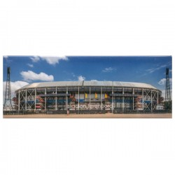 PHOTO MAGNET ROTTERDAM STADIUM THE KUIP