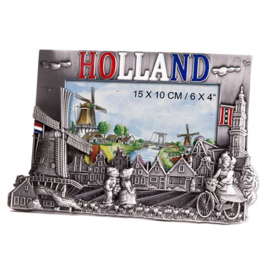 PICTURE FRAME HOLLAND COMPILATION TIN 2D