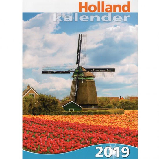 Holland calendar 2019