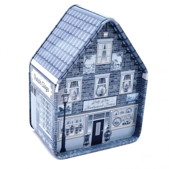 HOLLAND HOUSE CANDY CAN DELFT BLUE SWEETS MIX