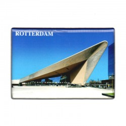 MAGNET ROTTERDAM CENTRAL STATION EPOXY