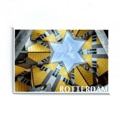 MAGNET FOTO ROTTERDAM CUBE HOUSES KRM