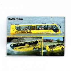MAGNET PHOTO ROTTERDAM WATER TAXI