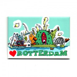 MAGNET CARTOON LOVE ROTTERDAM COMPILATION