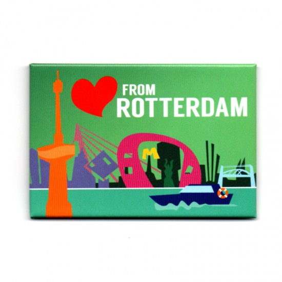 MAGNET DRAWING LOVE ROTTERDAM COMPILATION