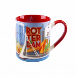 MUG ROTTERDAM COMPILATION RED COLOR