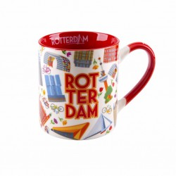 MUG ROTTERDAM COMPILATION WHITE COLOR