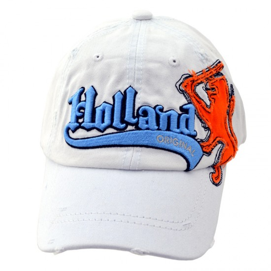 Cap holland original orange lion