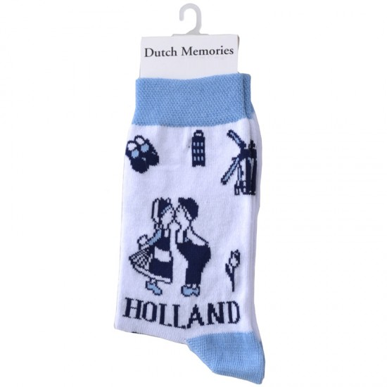 SOCKS HOLLAND DELFT BLUE TRADITIONALS