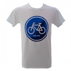 T-SHIRT BICYCLE WINDMILL HOLLAND