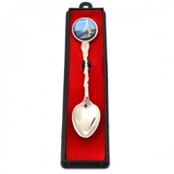TEA SPOON ROTTERDAM ERASMUS BRIDGE GIFT