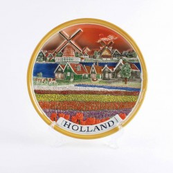 WALLPLATE HOLLAND COMPILATION RELIEF 2D COLOR