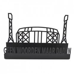 WAXINE HOLDER FOOTBALL STADIUM DE KUIP ROTERDAM