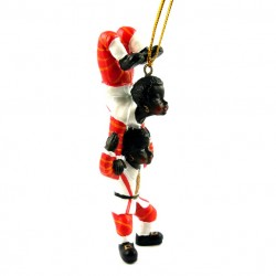BLACK PETE ACROBATIC POLYSTONE 10 CM