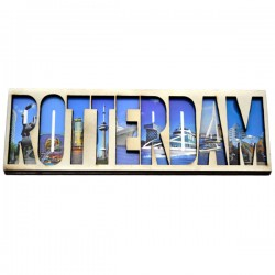MAGNET ROTTERDAM CUT OUT MDF