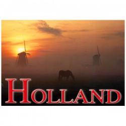 POSTCARD HOLLAND A6 - 24615