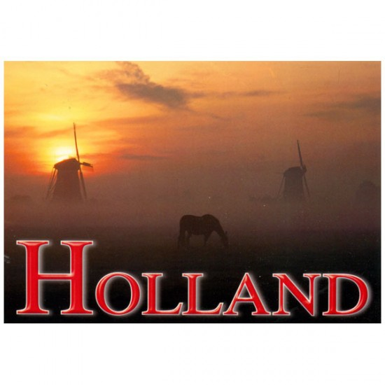 Postkarte holland a6 - 24615