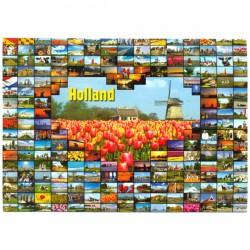POSTCARD HOLLAND A6 -25710
