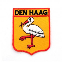 BADGE PATCH DEN HAAG OOIEVAAR