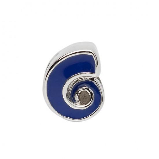 Biba bead blue wave