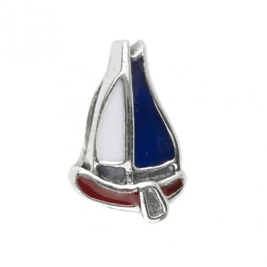 Biba bead sailboat jh-115