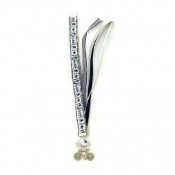 BOOKMARK RIBBON BICICLE