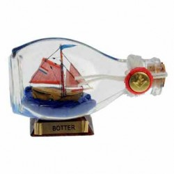 BOAT IN BOTTLE BOTTER