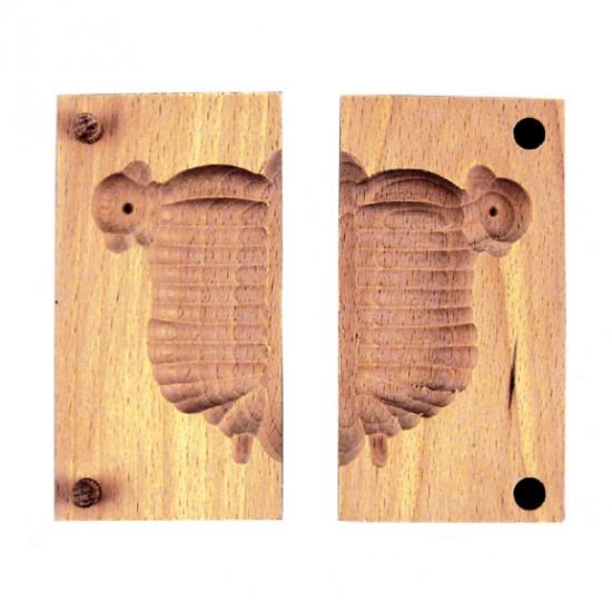 Butter lamb wooden
