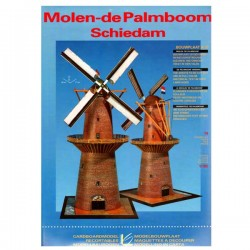 CONSTRUCTION BOARD WINDMILL PALMBOOM SCHIEDAM