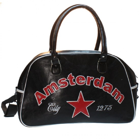 Sports bag amsterdam netherlands model bowling black