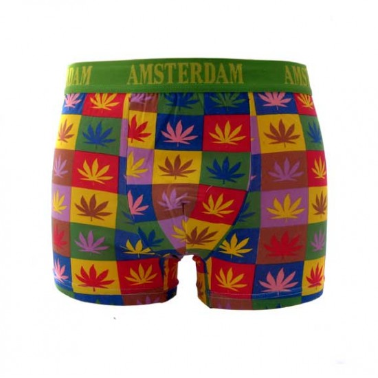 Boxer short weed amsterdam
